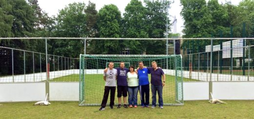 Mobiler Soccer Court (28.05.2016)